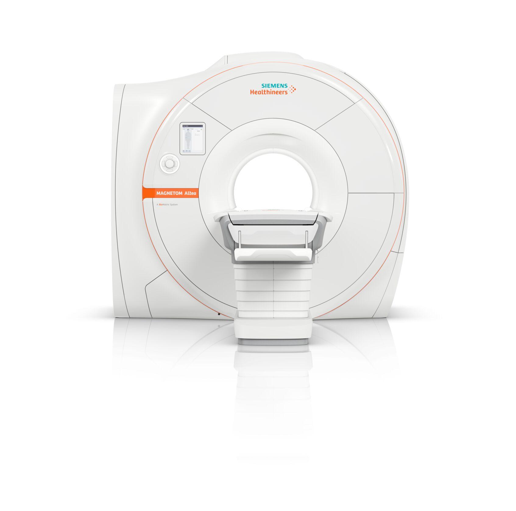 MRI szyi