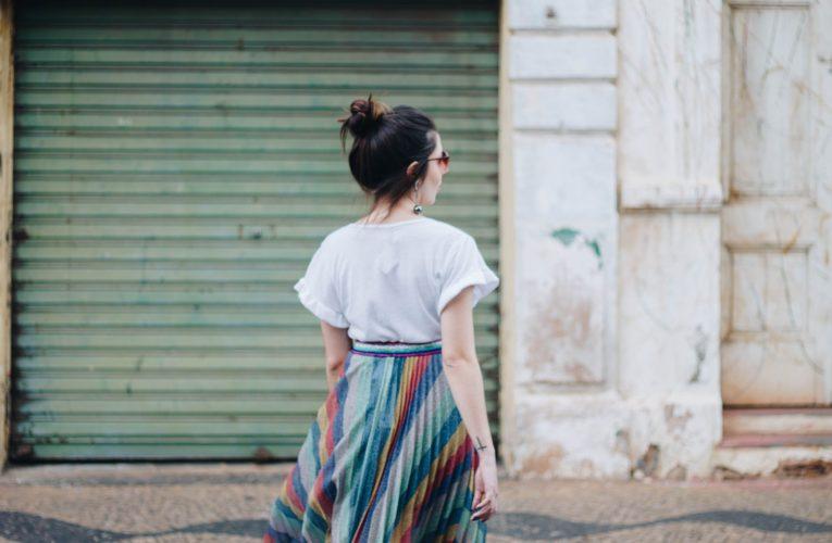 Sprawdź, do czego nosić plisowane spódnice
